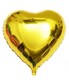 Фольгированное сердце макси