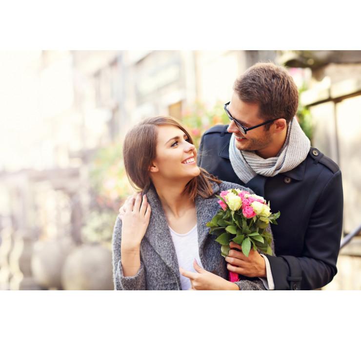 Букет цветов- лучший подарок для родных и близких.