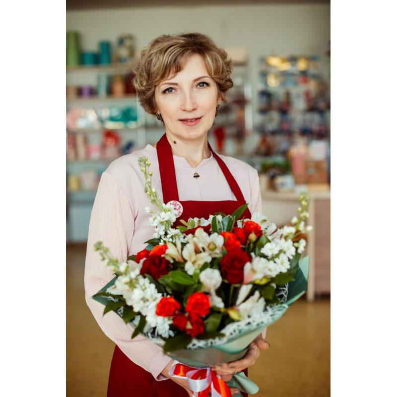 Интернет-магазин по доставке цветов в Новороссийске